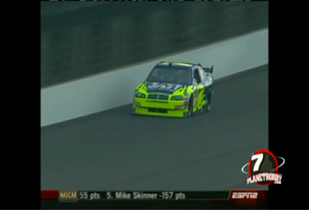 Indy Qualifying Run