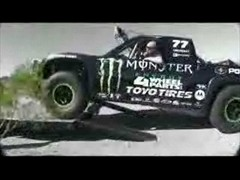 Robby Gordon - Simply A God In His Monster Trophy Truck
