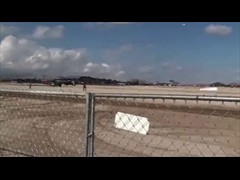 Robby Gordon Going Off The Leap 09