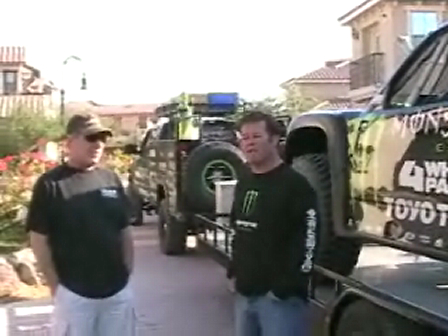 2009 Baja 1000 Interview