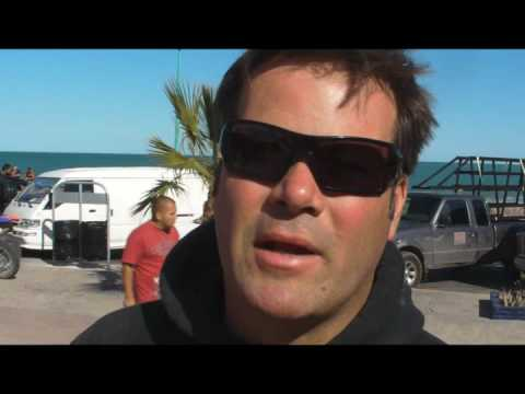 2010 San Felipe 250 Robby Gordon PreRun Comments