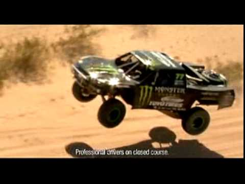 Toyo Tires Open Country TV Spot Featuring Robby Gordon