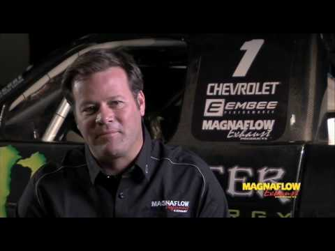 MagnaFlow's Robby Gordon Commerical