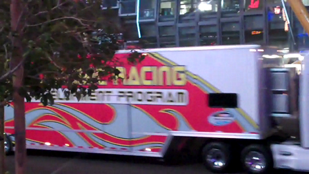 A brief video of the Vegas Hauler parade
