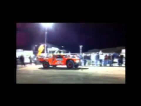 2011 Laughlin Leap Winner Robby Gordon