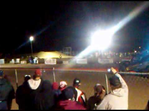 2011 Laughlin Leap Robby Gordon