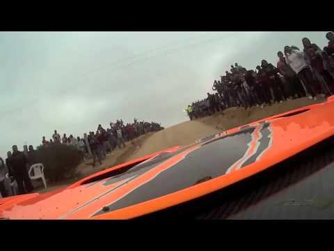 Robby Gordon 2011 Baja 1000 InCar