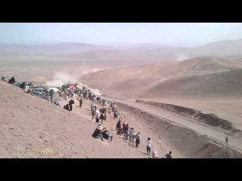 Robby Gordon Dakar 2013 Alto Hospicio