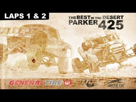 BITD Parker 425 - Laps 1 and 2