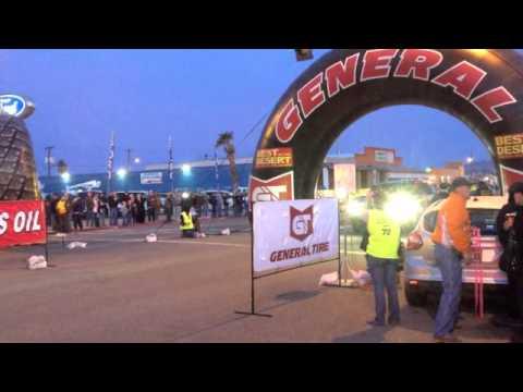 Robby Gordon - Parker 425 - Starting Line
