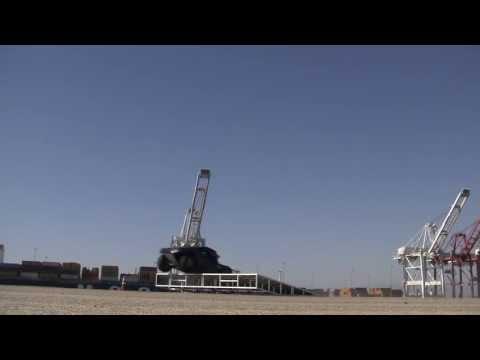 Stadium SUPER Trucks Ramp Testing Long Beach - 4/20/13