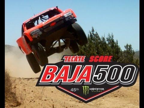 2013 SCORE Baja 500 Qualifying