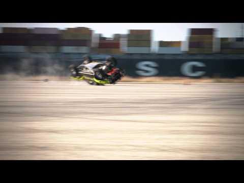 SST Test, Wreck & Race