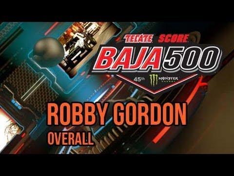 Baja 500 2013 Robby Gordon