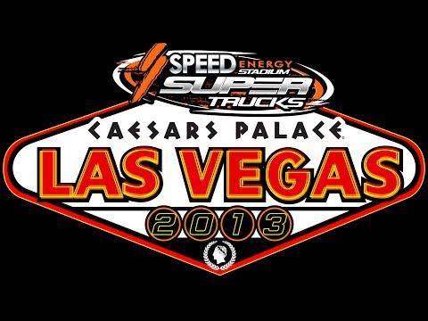 Stadium SUPER Trucks Las Vegas Promo