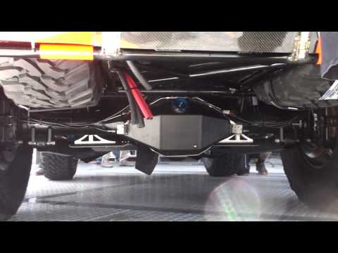 Dakar 2014 Robby Gordon