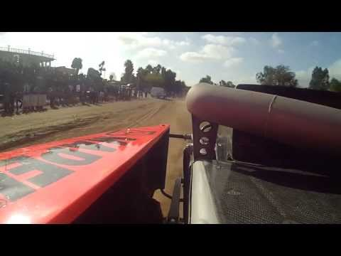 2013 Baja 1000 Robby Gordon Rear View *Raw*