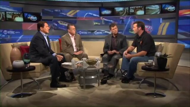 2010 Robby Gordon Inside Nascar Showtime