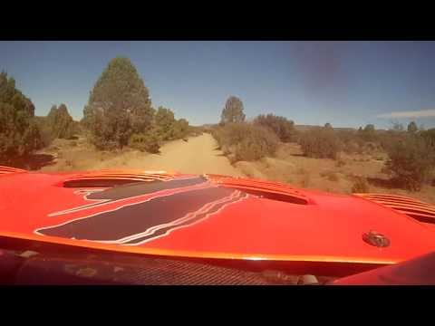 2013 Baja 1000 Robby Gordon In-Car Raw