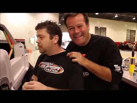 "2015 Robby Gordon ""Road To Dakar"" Part 2 Teaser"