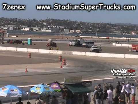 Robby Gordon's SPEED Energy Formula Off Road Super Truck Final Coronado Speed Festival 9 21 2014