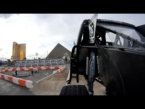 Replay XD: Stadium Super Trucks Roll The Dice In Vegas