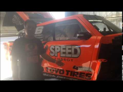 2014 Robby Gordon Vegas To Reno Qualifying