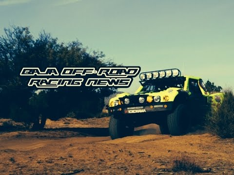 Baja 1000 2014 - Trophy Trucks