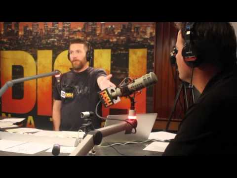 Robby Gordon In-Studio with Heidi and Frank