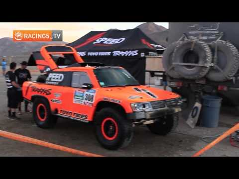 [Bivouac] Team Speed Energy de Robby Gordon en el Dakar 2015