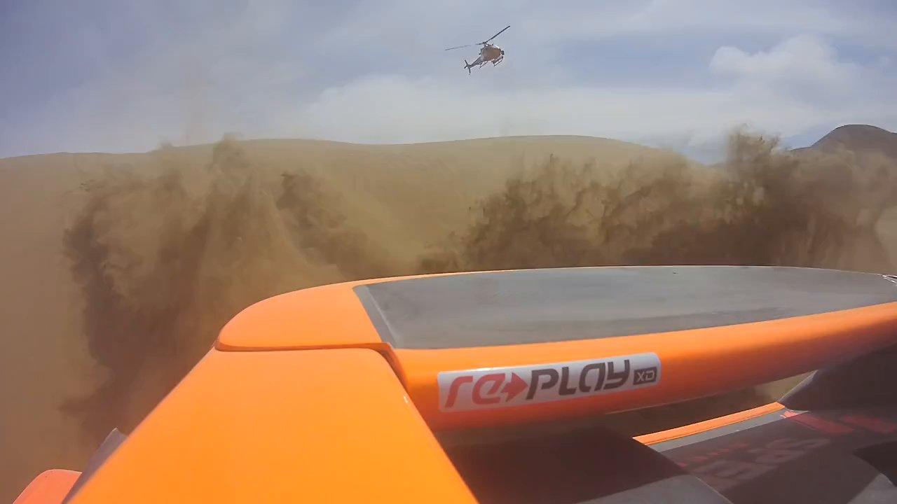 2015 Dakar Rally Stage 9 #TeamSPEED