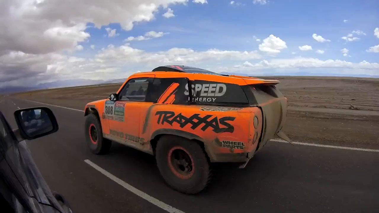2015 Dakar Rally Stage 10 #TeamSPEED