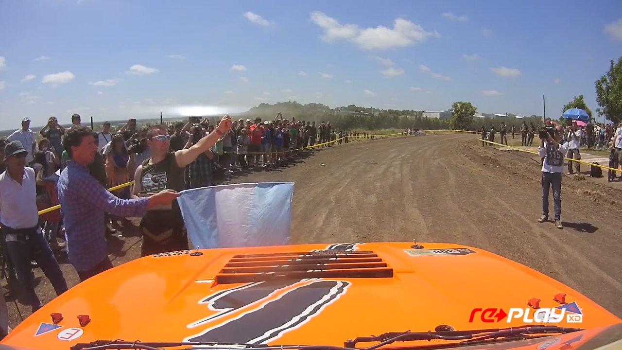 2015 Dakar Rally Stage 1 #TeamSPEED
