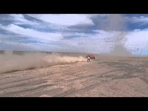 Dakar 2015 Stage 9 Robby Gordon Full Speed