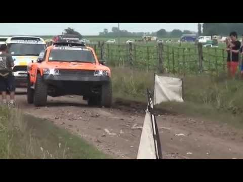 Dakar 2015: Robby Gordon Last Stage Start