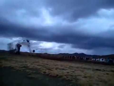 accidente de Pato Silva dakar 2015 en bolivia