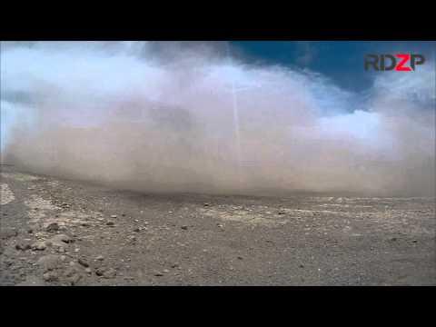 Dakar 2015 Robby Gordon Stage 9 Iquique Calama