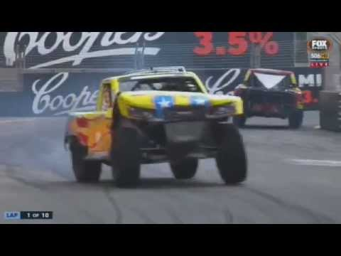 2015 Stadium Super Trucks - Gold Coast - Race 3 - Part 1/2