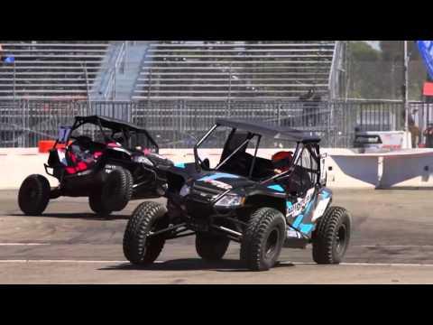 Wildcat Stadium Side X Side Series