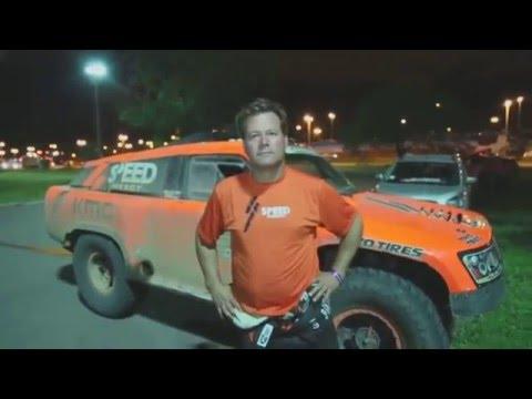 Robby Gordon Interview Stage 7