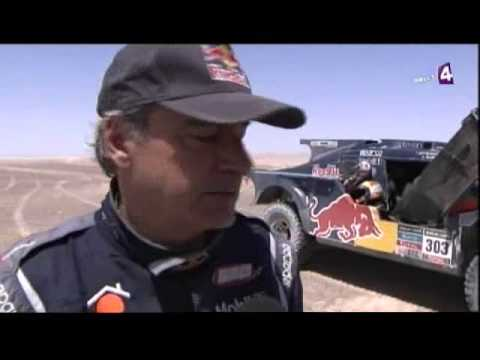 Dakar 2014 stage 9 cars