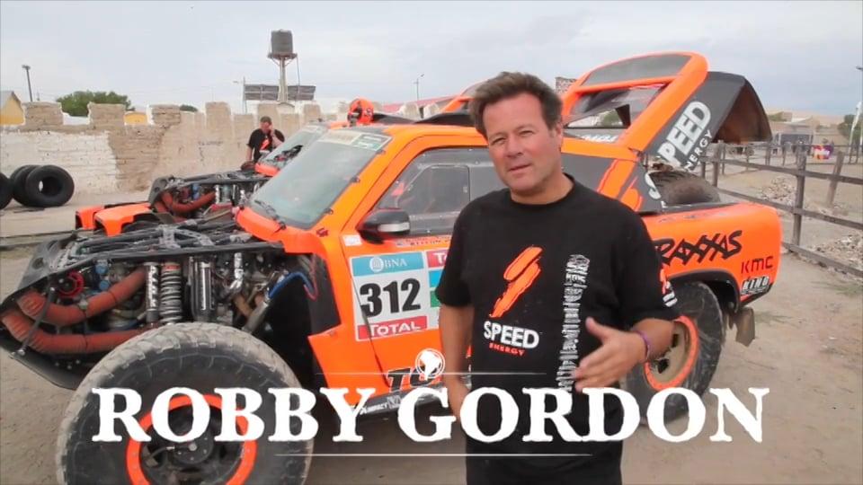 2016 Dakar Rally Stage 5 #TeamSPEED