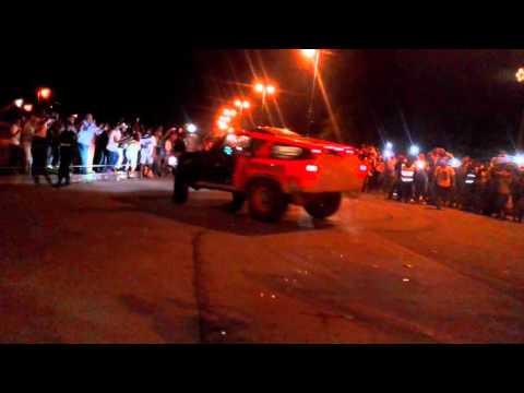 The Gordini's Arrive In Salta