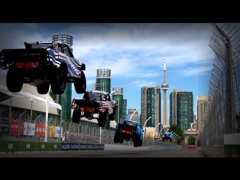 2016 Toronto Stadium SUPER Trucks CBS Sports Network
