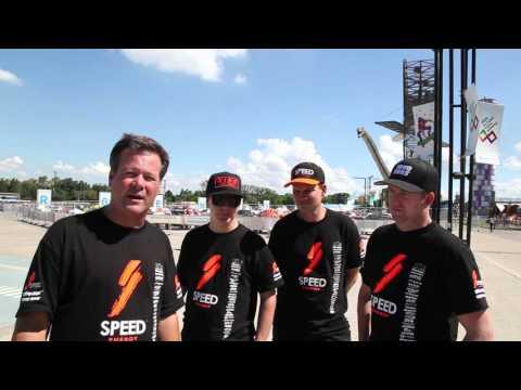 2016 Dakar Rally - Robby Gordon - Scrutineering