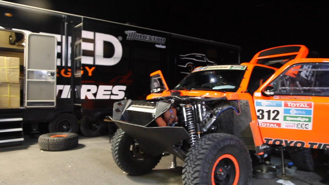 2016 Dakar Rally Prologue #TeamSPEED