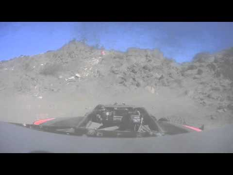2016 King Of The Hammers - Robby Gordon Chocolate Thunder