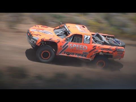 2017 Baja 500 - Robby Gordon Race Recap