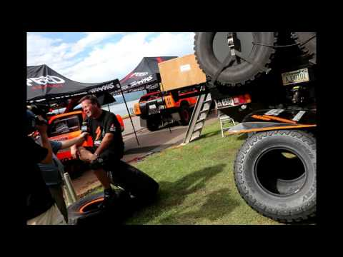 Audio Of Robby Gordon Stage 2 Penalty