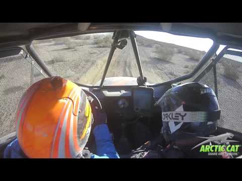 2016 KOTH UTV Race - Robby Gordon Wildcat X Onboard
